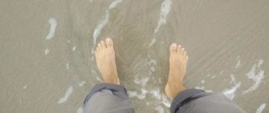 grounding / earthing at sea / ocean - grounding