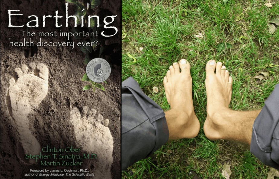 [Book] Earthing: The Most Important Health Discovery Ever? – Clinton Ober, Stephen Sinatra and Martin Zucker